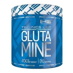 Iron horse glutamine 400 g antykatabolik zdrowe jelita darmowa dostawa