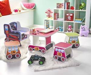 Stolik do pokoju dziecięcego lokomo