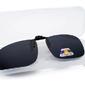 Nakładki czarne polaryzacyjne na okulary korekcyjne na-158