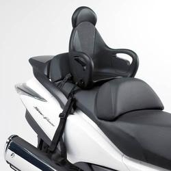 Givi s650 fotelik dla dziecka + pasy montażowe