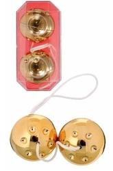 Kulki erotyczne złote