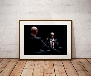 Hitman ver1 - plakat wymiar do wyboru: 42x29,7 cm