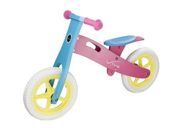 Rowerek biegowy vivo v1.0 12 eva pink-blue