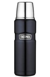 Termos 0,47l oryginalny thermos king granatowy
