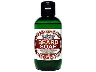 Dr k soap beard soap - męski szampon do pielęgnacji brody mięta pieprzowa 100 ml