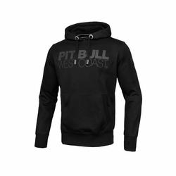 Bluza z kapturem Pit Bull West Coast Hooded Seascape 19 Black - 129406900 - 129406900
