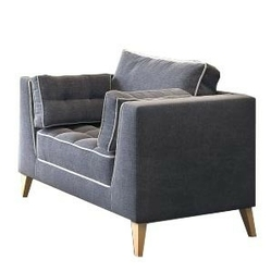 Fotel do salonu landi