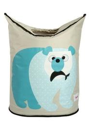 Pojemnik na pranie 3 sprouts niedźwiedź polarny