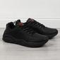 Buty sportowe męskie czarne big star gg174252 - czarny