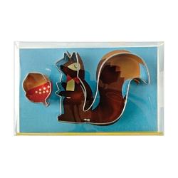 Wykrawaczki do ciastek meri meri - wiewiórka
