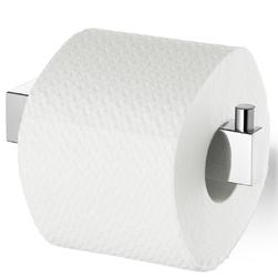 Wieszak na papier toaletowy linea zack stal polerowana 40043