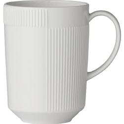 Kubek porcelanowy 350 ml duet rosendahl biały 21225
