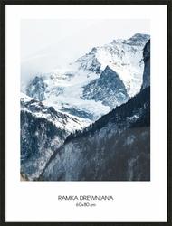Rama drewniana 60x80 cm
