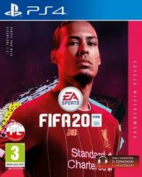 EA Gra PS4 FIFA 20 Edycja Mistrzowska