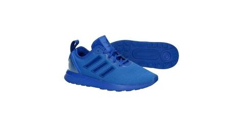 Buty adidas zx flux adv j croyal 38 23 niebieski