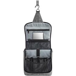 Kosmetyczka podróżna reisenthel toiletbag twist silver rwh7052