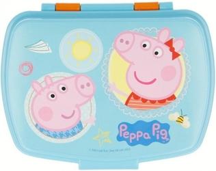Śniadaniówka pudełko świnka peppa