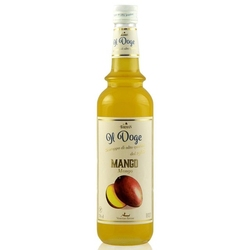 syrop barmański, do drinków mango 700 ml