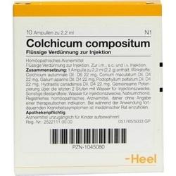 Colchicum comp. amp.