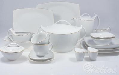 Serwis obiadowo-kawowy dla 12 os.  96 części - 3603 akcent