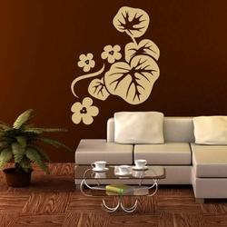 kwiaty 977 szablon malarski