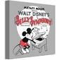 Mickey Mouse Silly Symphony - obraz na płótnie