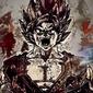 Legends of bedlam - goku, the limit breaker, dragon ball - plakat wymiar do wyboru: 42x59,4 cm