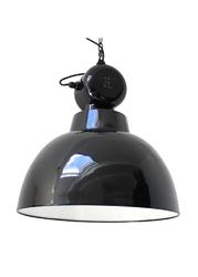 HK Living :: Przemysłowa lampa Factory czarna