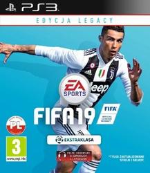EA Gra PS3 FIFA 19 Legacy