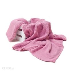 Colorstories kocyk cottonclassic pudrowy róż