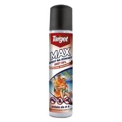 Max spray na komary, kleszcze i meszki – 30 deet – 90 ml target