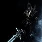 Blizzardverse stencils - arthas, the lich king, warcraft - plakat wymiar do wyboru: 30x40 cm