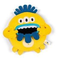 Pluszak edukacyjny EKO, Tidy Freaks Superheroses, żółty