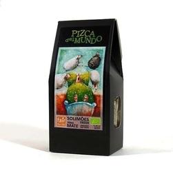 Pizca del mundo | solimoes fresh - yerba mate miętowa 100g | organic - fair trade