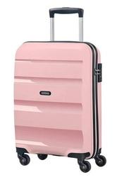 Walizka american tourister bon air 55 cm - różowy