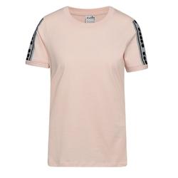 Koszulka damska diadora l. t-shirt ss trofeo - różowy