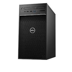 Dell Stacja robocza Precision   T3630 MT i5-960016GB256GB SSD M.21TBNvidia P620DVD RWW10ProKB216MS116vPRO3Y NBD