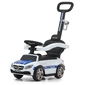 Jeździk pchacz pojazd z rączką mercedes-amg c63 coupe police