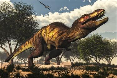 Fototapeta dinozaur 1808