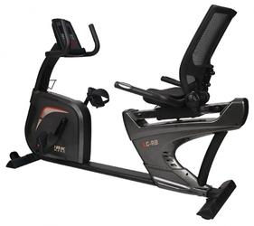 Rower magnetyczny lc poziomy - york fitness