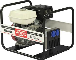 Agregat prądotwórczy FOGO FH 4001 4.2kVA - Szybka dostawa lub możliwość odbioru w 39 miastach
