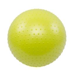 Piłka gimnastyczna z masażem vivo 75cm lime fa006