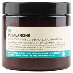 Insight rebalancing normalizujący peeling włosy przetłuszczające się 180ml