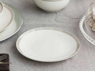 Talerz deserowy porcelana altom design bella elegant 20 cm