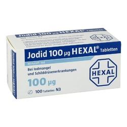 Jodid 100 hexal tabl.