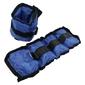 Obciążniki ob02 2 x 0,7 kg niebieskie - hms - 2 x 0,7 kg