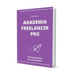 kurs wideo akademia freelancer pro - pakiet standard - 67 lekcji