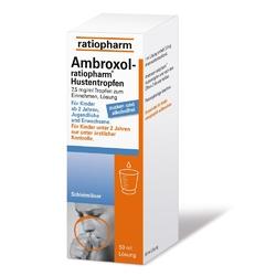 Ambroxol ratiopharm hustentropfen