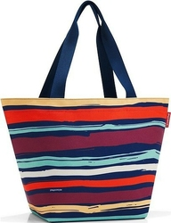 Torba shopper m artist stripes