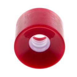 Kółko vivo 60x45 mm czerwone